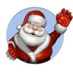 <b>Дедушка Мороз в окно!</b>