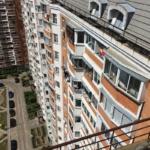 устранение   протечки на балконе