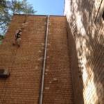 Гидрофобизация фасада