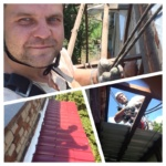 замена кровли на балконе +герметизация шва