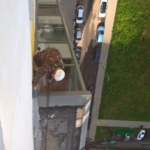 Течет балкон на последнем этаже