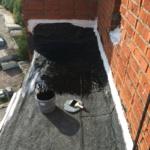 покрытие балконной плиты жидкой резиной