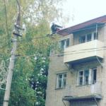 восстановление крыши