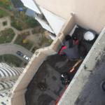 герметизация фальш балкона