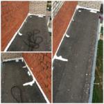 Гидроизоляция примыкания балконной плиты