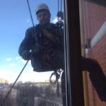 Московская область, Климовск, течет балкон, мы везде успеваем